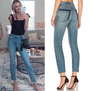 Grlfrnd Karolina High Rise Jeans Whole Lotta Love